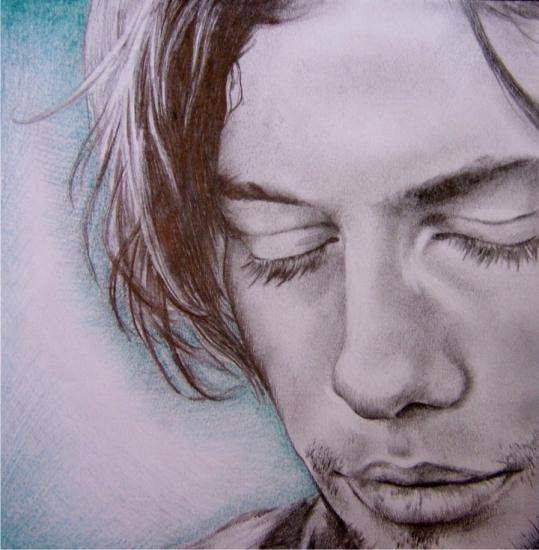 Jackson Rathbone par cherry-dollface